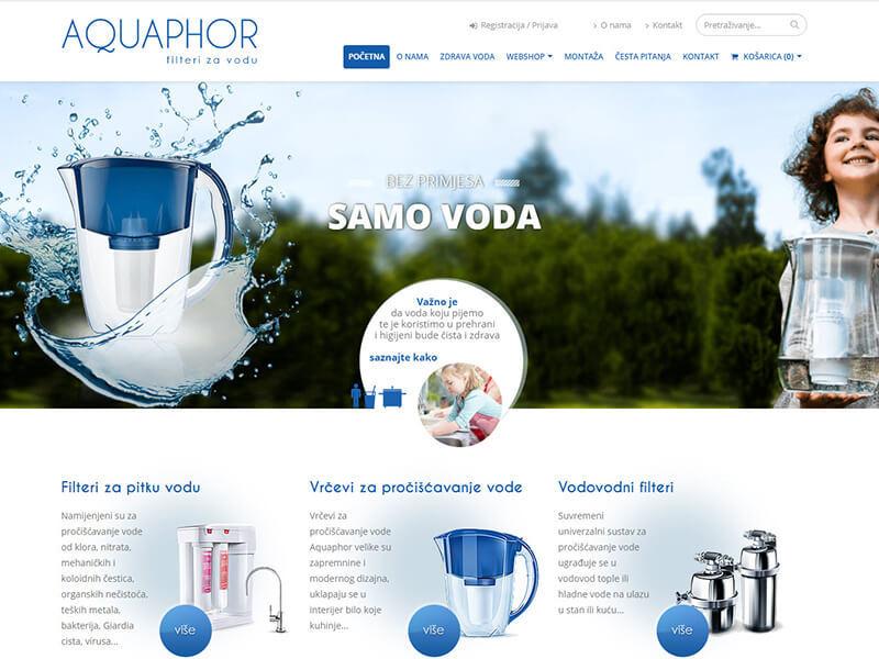 Aquaphor - filteri za vodu