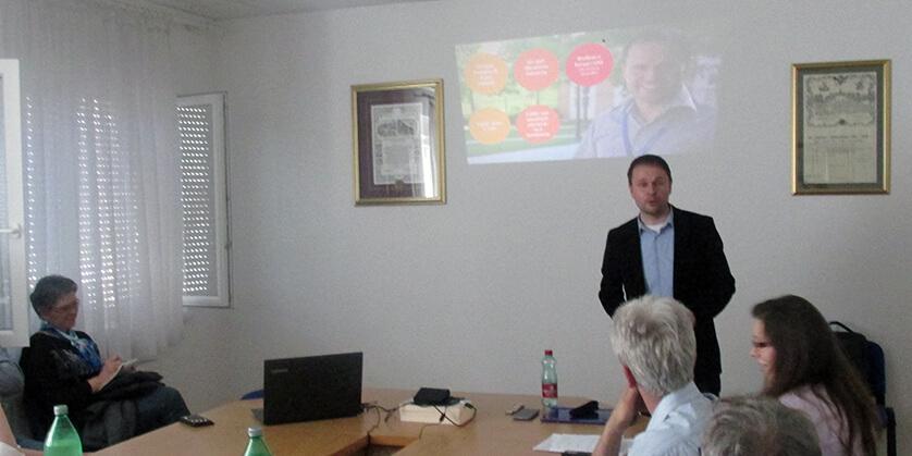 Održano predavanje i radionica za GDPR (Opća uredba o zaštiti podataka)