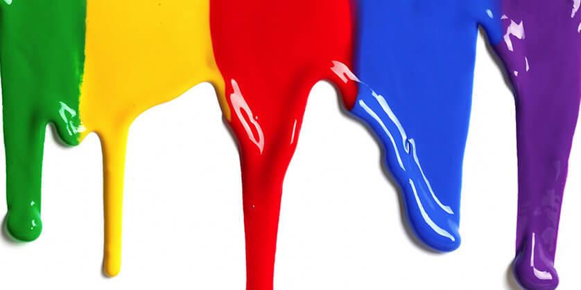 Odabir boja kod dizajna web stranice i logotipa