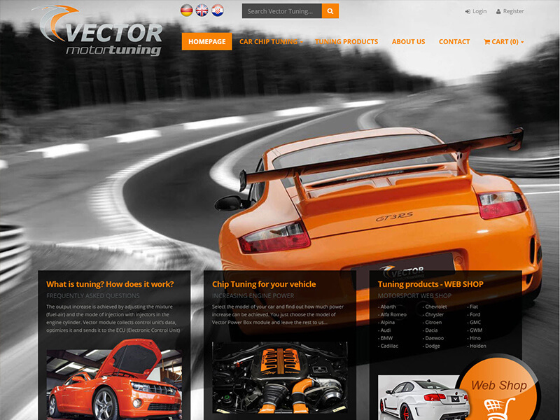 Vector Tuning